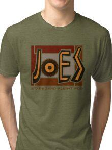 JOE'S BAR / COLOUR SIGN Tri-blend T-Shirt