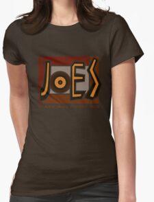 JOE'S BAR / COLOUR SIGN Womens Fitted T-Shirt