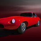 1969 Jaguar XK E Type Hotrod by Mike Capone