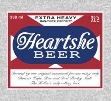 Heartshe Beer One Piece - Long Sleeve