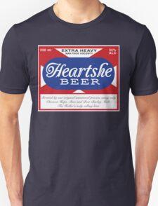 Heartshe Beer Unisex T-Shirt