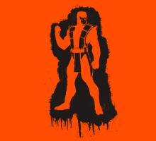 TGR - Ermac T-shirt by That Game  Referencing Clothing Company