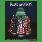 The Dalek Avengers Assemble by ToneCartoons