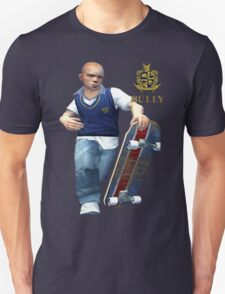 Jimmy Hopkins Skateboard (BULLY)  T-Shirt