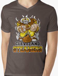 Cleveland Steamer Mens V-Neck T-Shirt