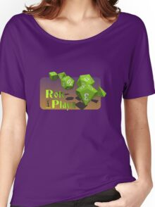 Role Playa - Green Women's Relaxed Fit T-Shirt