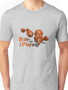 Role Playa - Red Unisex T-Shirt