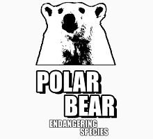 Polar Bear - Endangering Species Unisex T-Shirt