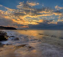 Central Coast Morning. (11-5-13) by Warren  Patten