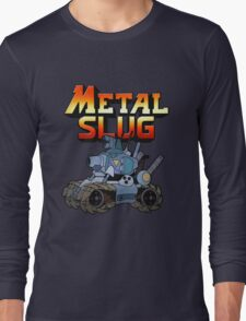 Metal Slug Tank Long Sleeve T-Shirt