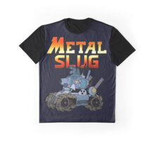 Metal Slug Tank Graphic T-Shirt