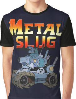 Metal Slug Tank Graphic T-Shirt