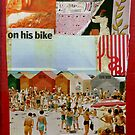 On His Bike by adamkissel