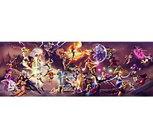DOEK Battle Royale Photographic Print