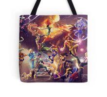 DOEK Battle Royale Tote Bag