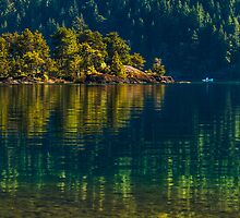SERENE REFLECTIONS by Sandy Stewart