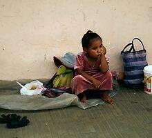 People 4406 Santa Cruz, Bolivia by Mart Delvalle