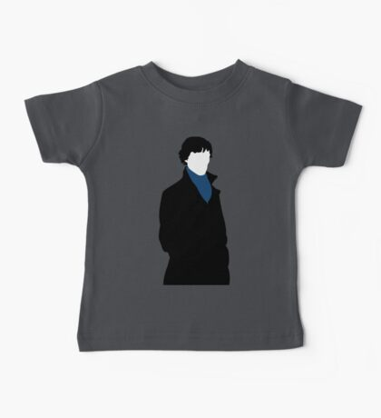 Sherlock Baby Tee