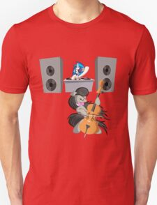 Sharing the Stage Unisex T-Shirt