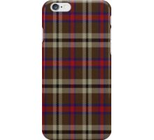 02324 Harris County, Texas E-fficial Fashion Tartan Fabric Print Iphone Case iPhone Case/Skin