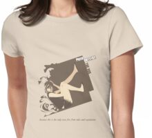 The Box Womens Fitted T-Shirt