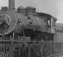 Locomotive 1110 by Henri Bersoux