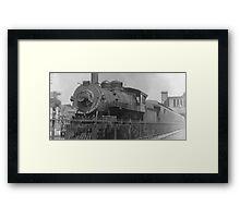 Locomotive 1110 Framed Print