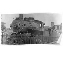 Locomotive 1110 Poster