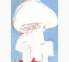 Big white fungi tshirt Unisex T-Shirt