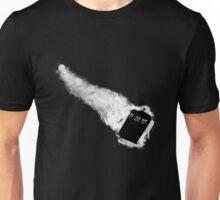 Doctor Who TARDIS - Minimalist Unisex T-Shirt