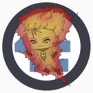 Chibi Human Torch alt by artwaste