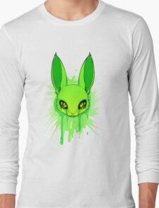 Clique Bunnies - Radioactive Long Sleeve T-Shirt