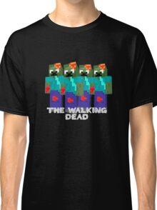 Minecraft - walking dead Classic T-Shirt
