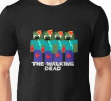 Minecraft - walking dead Unisex T-Shirt