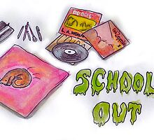 School's Out by Ruby-Ramone
