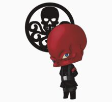 Chibi Redskull alt by artwaste