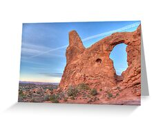 Turret Arch 3 Greeting Card