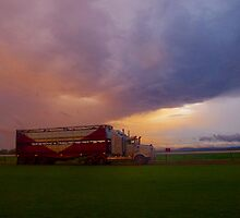 Truckload of storms by Penny Kittel
