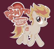 My Little Ponyta by geckogeek