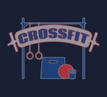 CrossFit 1 by Benjamin Whealing