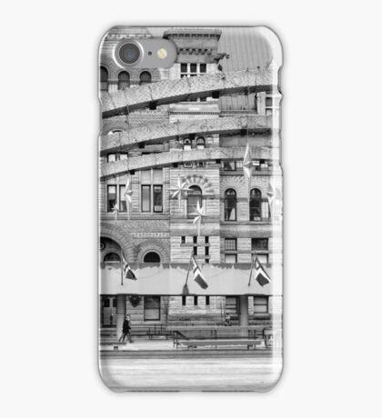 Toronto in Grey iPhone Case/Skin