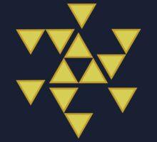 Zelda Trio by alphabean11
