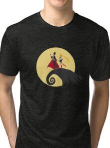 a sailor christmas Tri-blend T-Shirt
