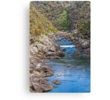 Cataract Gorge, Launceston, Tasmania Canvas Print