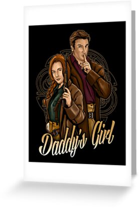 Daddy's Girl by Patrick Scullin