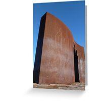 Sculpture (1) Greeting Card