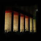 pillars by Nikolay Semyonov