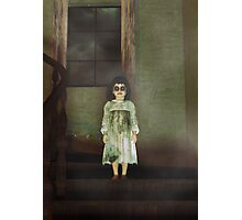 Rosemary - A Child Possessed Photographic Print