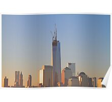 One World Trade Center Poster