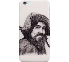 Hat Dwarf iPhone Case/Skin